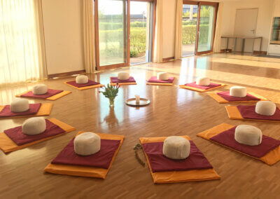 Potenzial entfalten Seminarraum Kreis Caoching Therapie Workshops