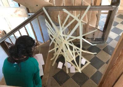 Ellbach Wochenendseminar Potenzial entfalten Kunsttherapie Begegnung