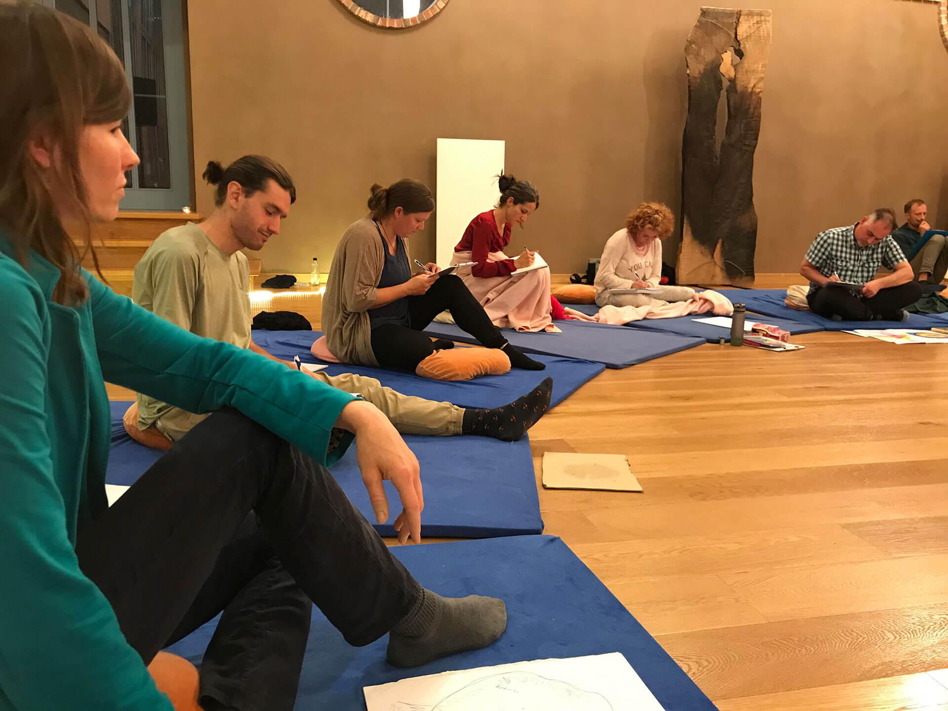 Weiterbildung Intermediales Coaching und Therapie